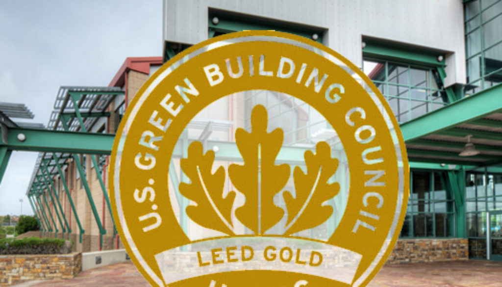 Soltek Receives Gold Leed Certification Soltek Pacific