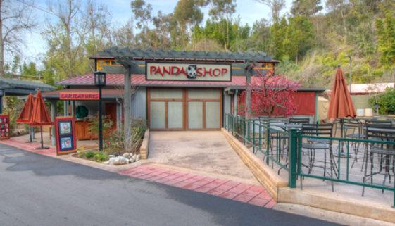 Zoo Panda Shop
